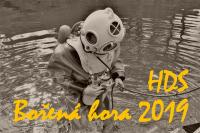 Historical diving society Retro diving HDS CZ Bořená hora 2019